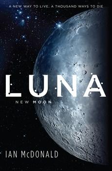 Cover of Luna by Ian McDonald