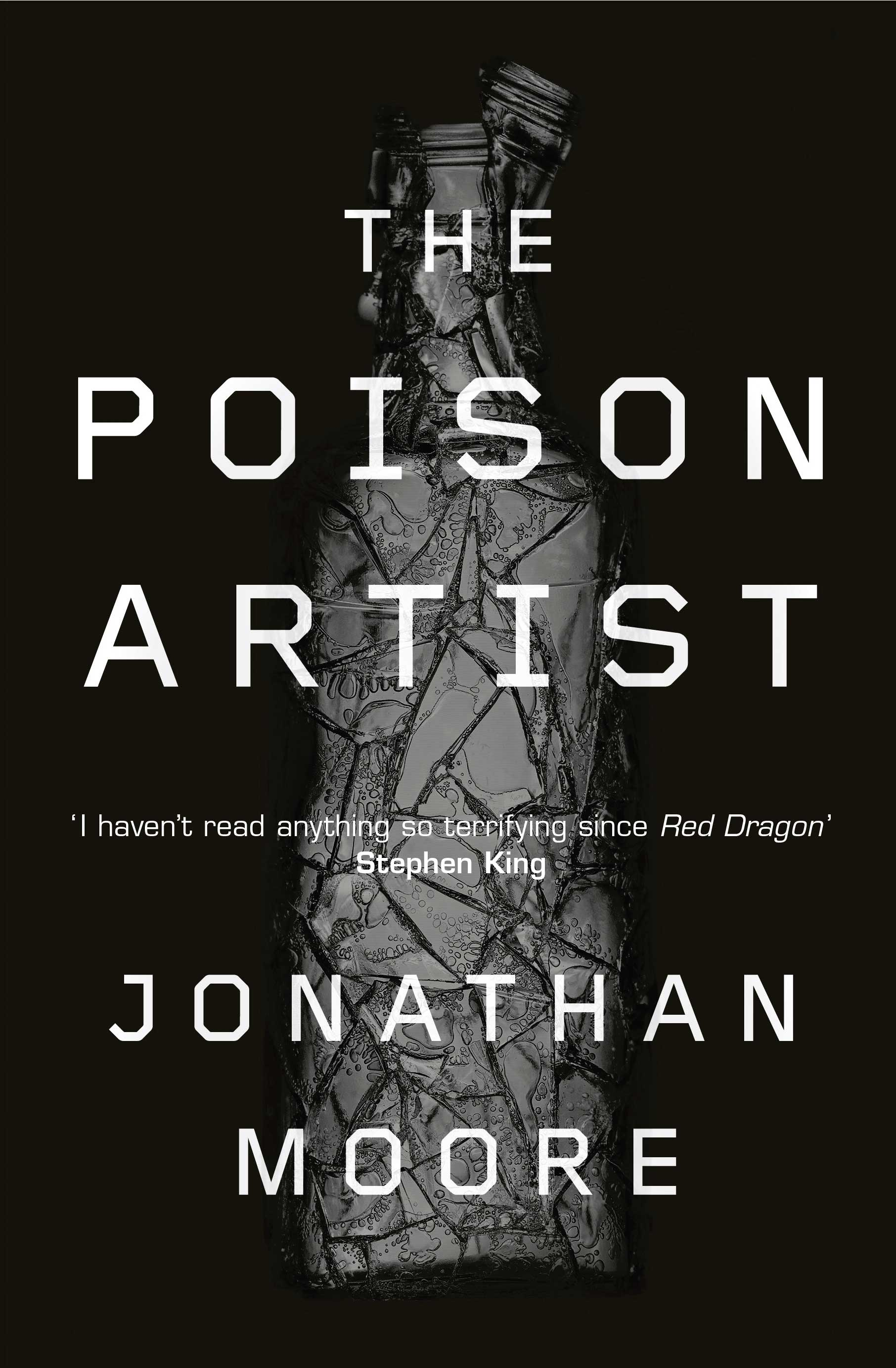 Cover of Jonathan Moore's The Poison Artist