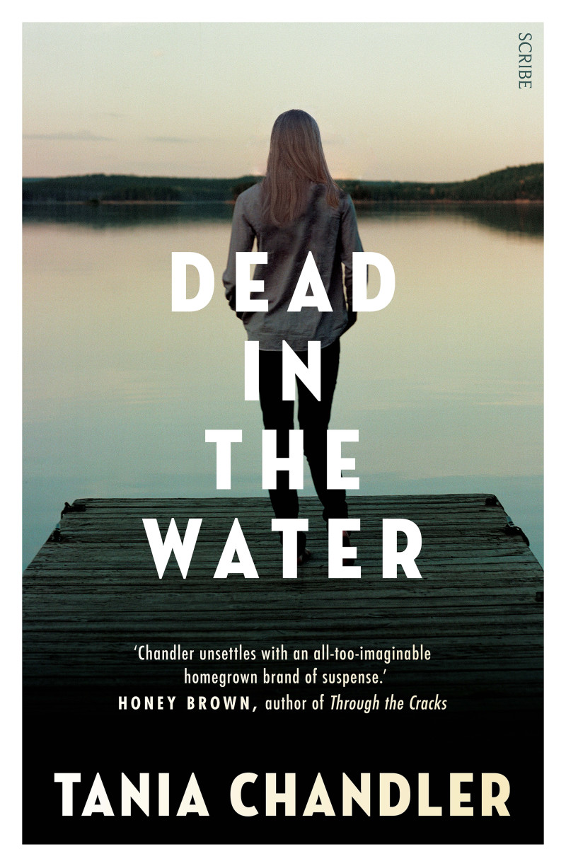 Dead in the Water by Tania Chandler