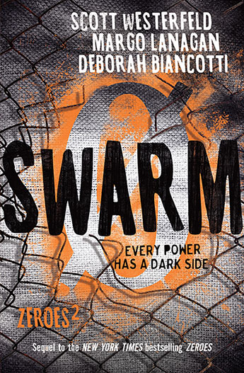 Swarm by Scott Westerfeld, Margo Lanagan and Deborah Biancotti
