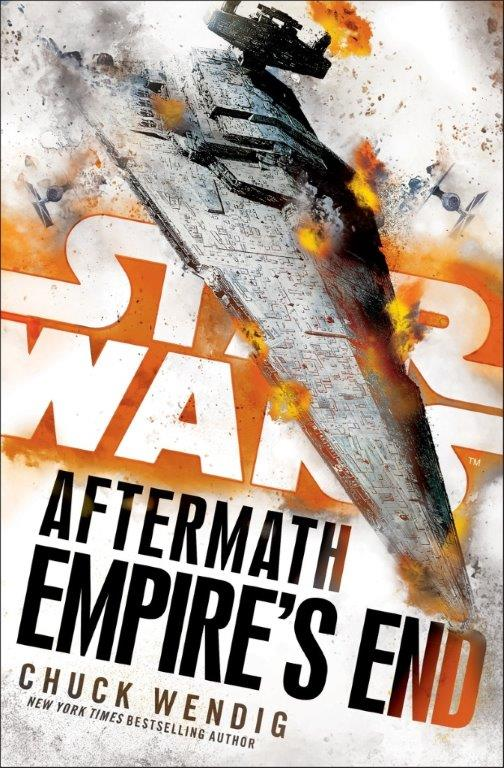 Empire's End by Chuck Wendig
