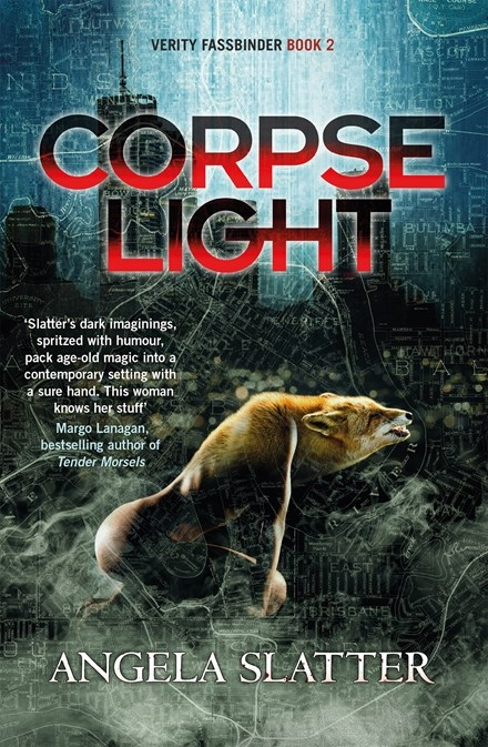 Corpselight by Anglea Slatter