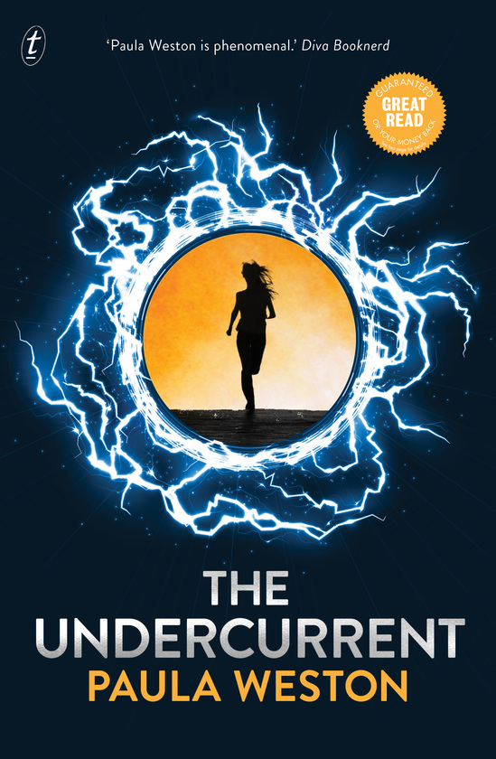 The Undercurrent by Paula Weston