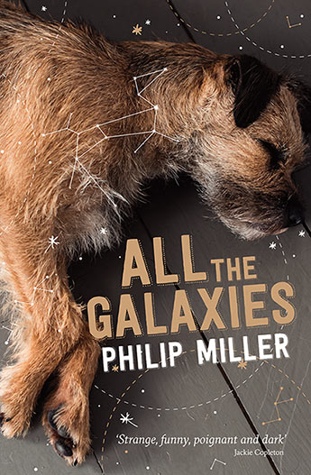 All the Galaxies by Phillip Miller