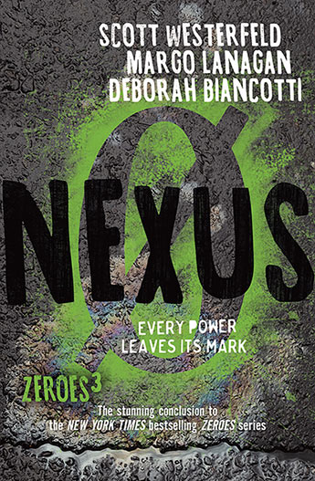 Nexus by Westerfeld, Lanagan and Biancotti