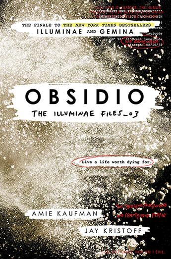 Obsidio by Amie Kaufman and Jay Kristoff