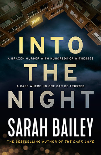 Into the Night by Sarah Bailey