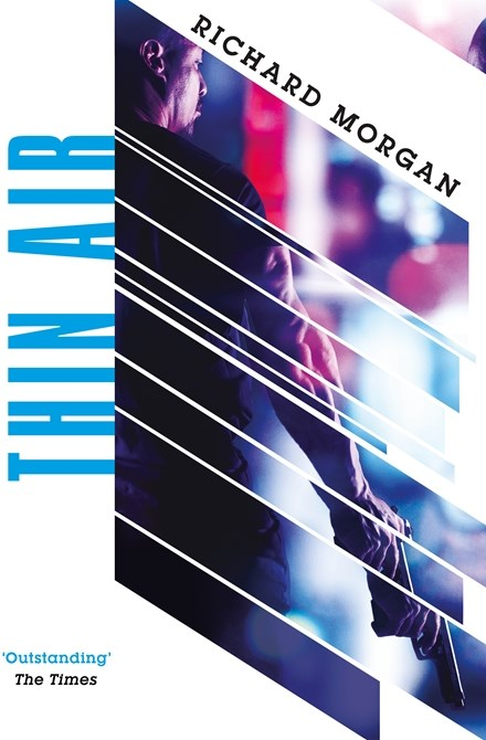 Thin Air by Richard Morgan