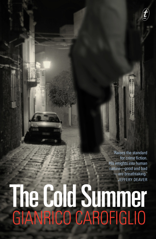 The Cold Summer by Gianrico Carofiglio