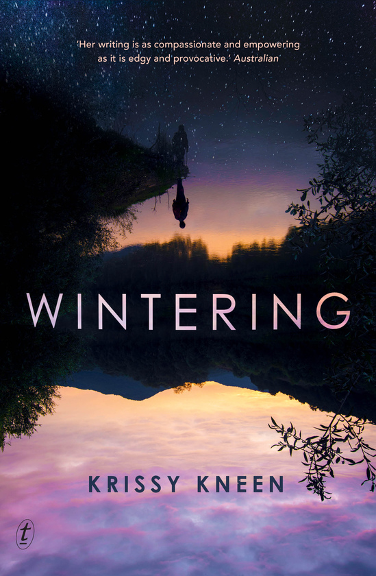 Wintering by Krissy Kneen