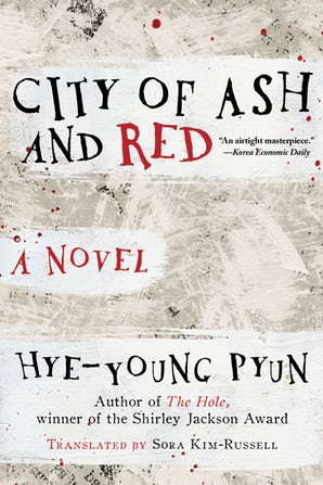 City of Ash and Red by Hwe-Young Pyun