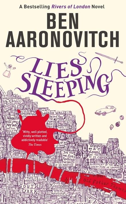 Lies Sleeping by Ben Aaronovitch