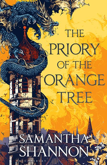 The Priory of the Orange Tree by Samantha Shannon