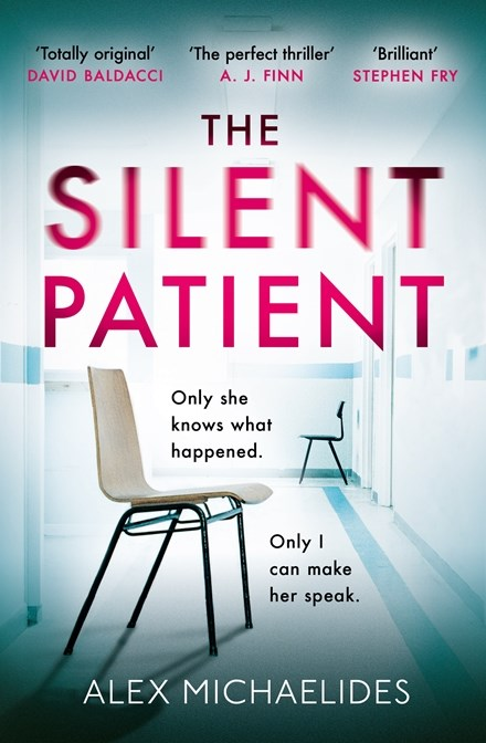 The Silent Patient by Alex Michalides