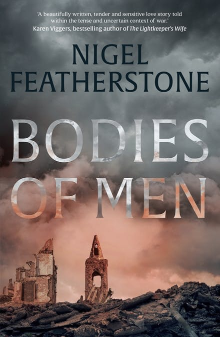 Bodies of Men by Nigel Featherstone