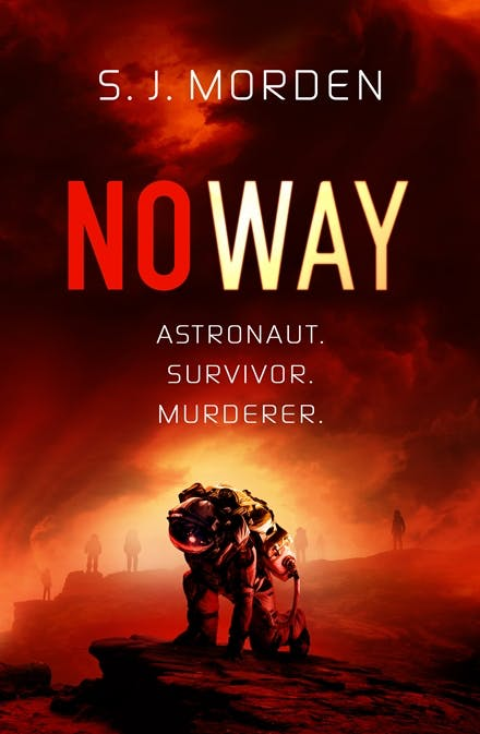No Way by SJ Morden