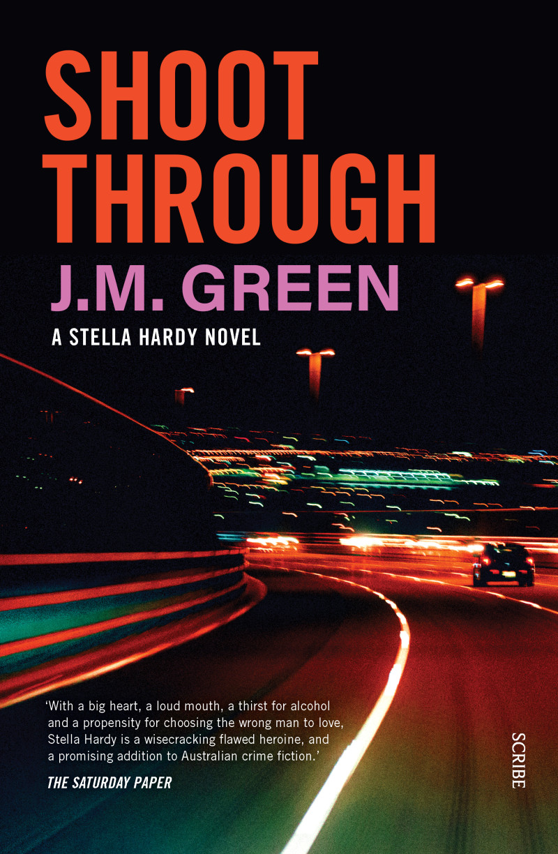 Shoot Through by JM Green