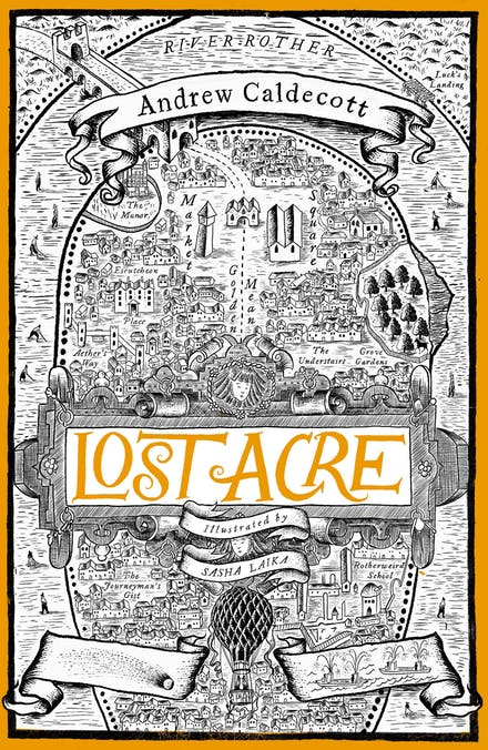 Lost Acre by Andrew Caldecott