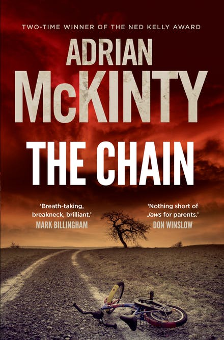 The Chair by Adrian McKinty
