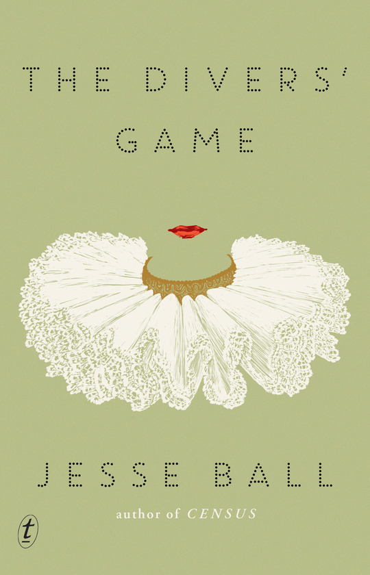 The Divers Game by Jesse Ball