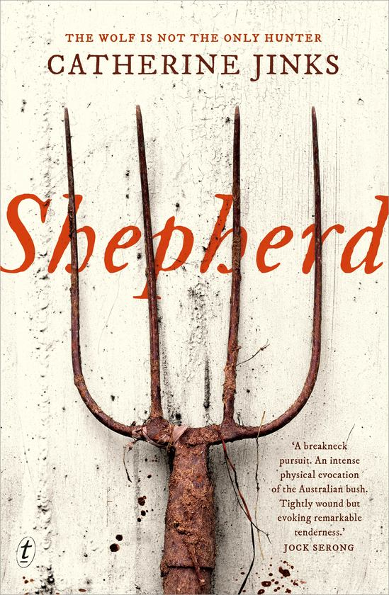 Shepherd by Catherine Jinks
