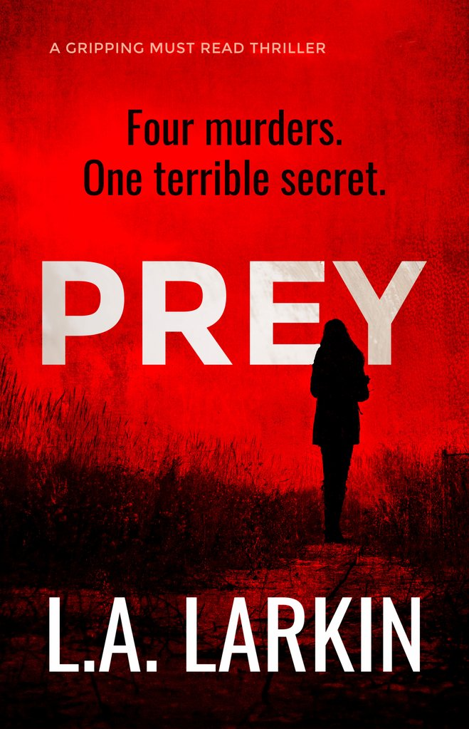 Prey by L.A. Larkin
