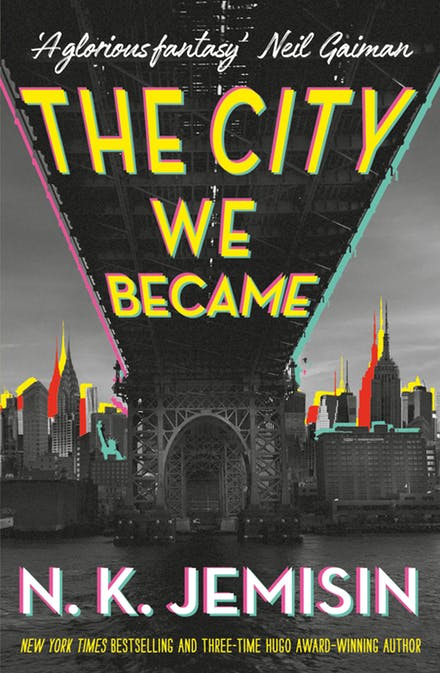 The City WE Became by NK Jemisin