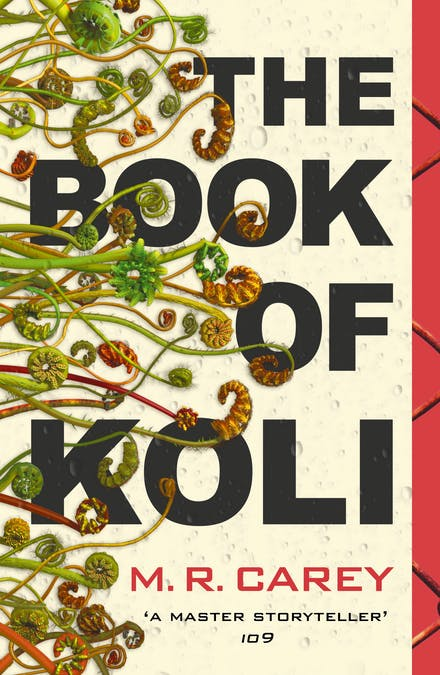 The Book of Koli by M.R.Carey
