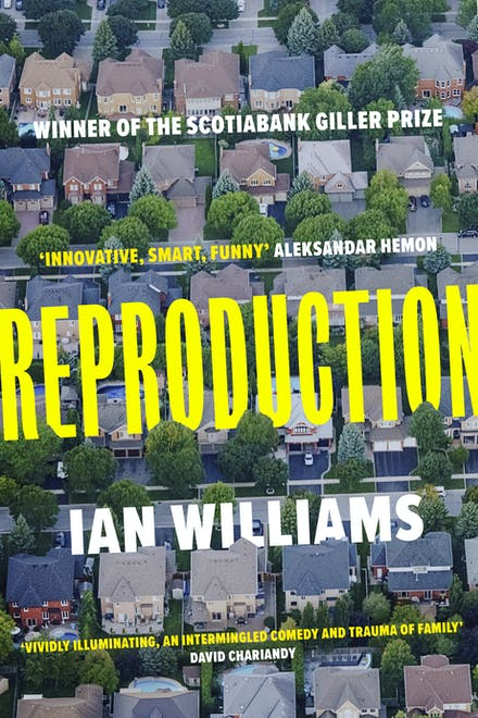 Reproduction by Ian Williams