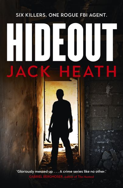 Hideout by Jack Heath