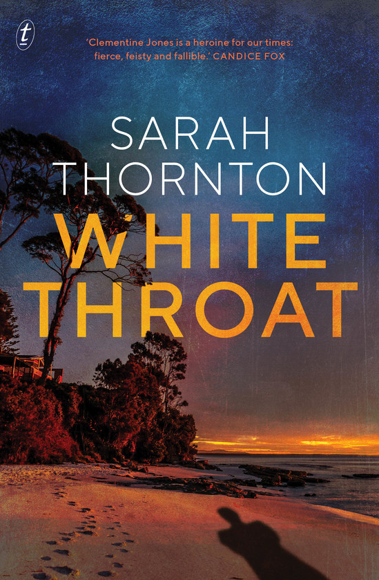 White Throat by Sarah Thornton
