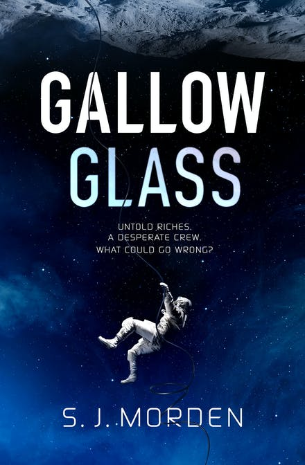 Gallowglass by Simon Morden