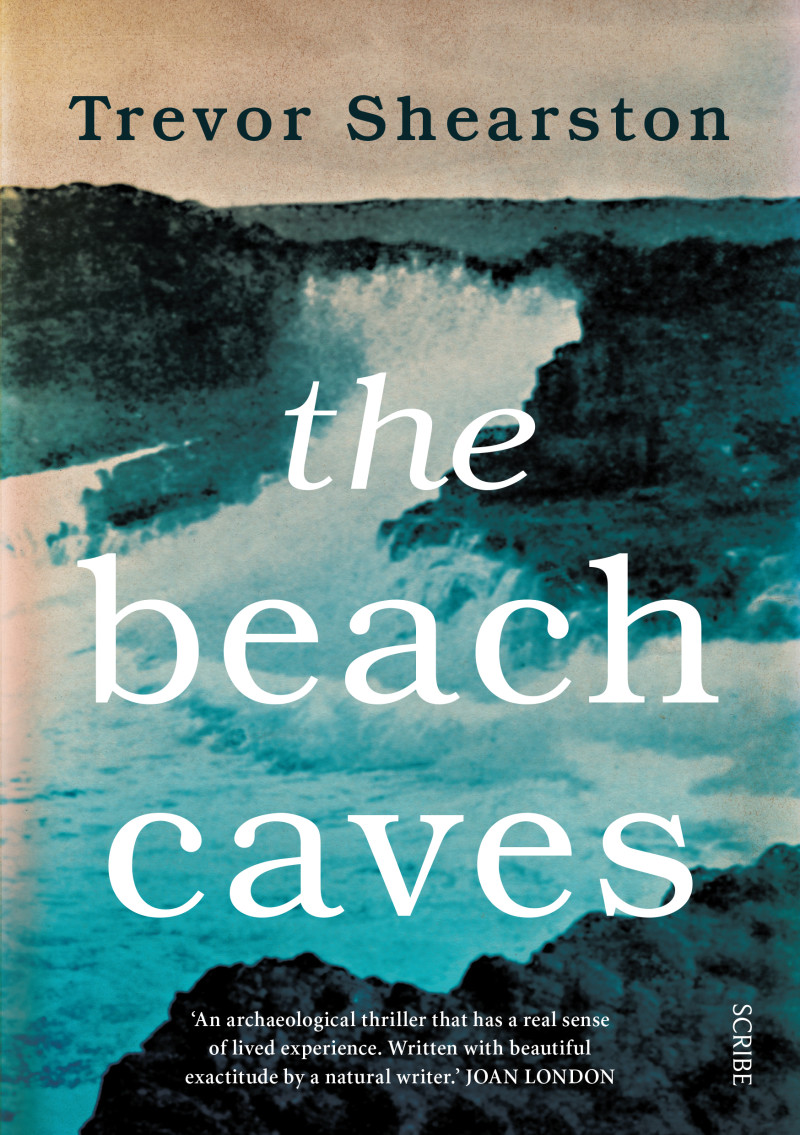 The Beach Caves by Trevor Shearston