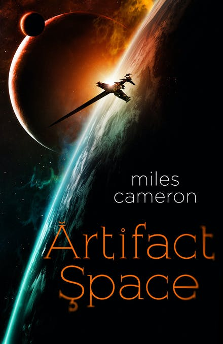 Artifact Space by Miles Cameron