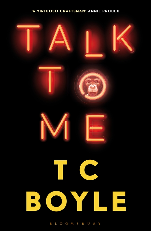 Talk to Me by TC Boyle