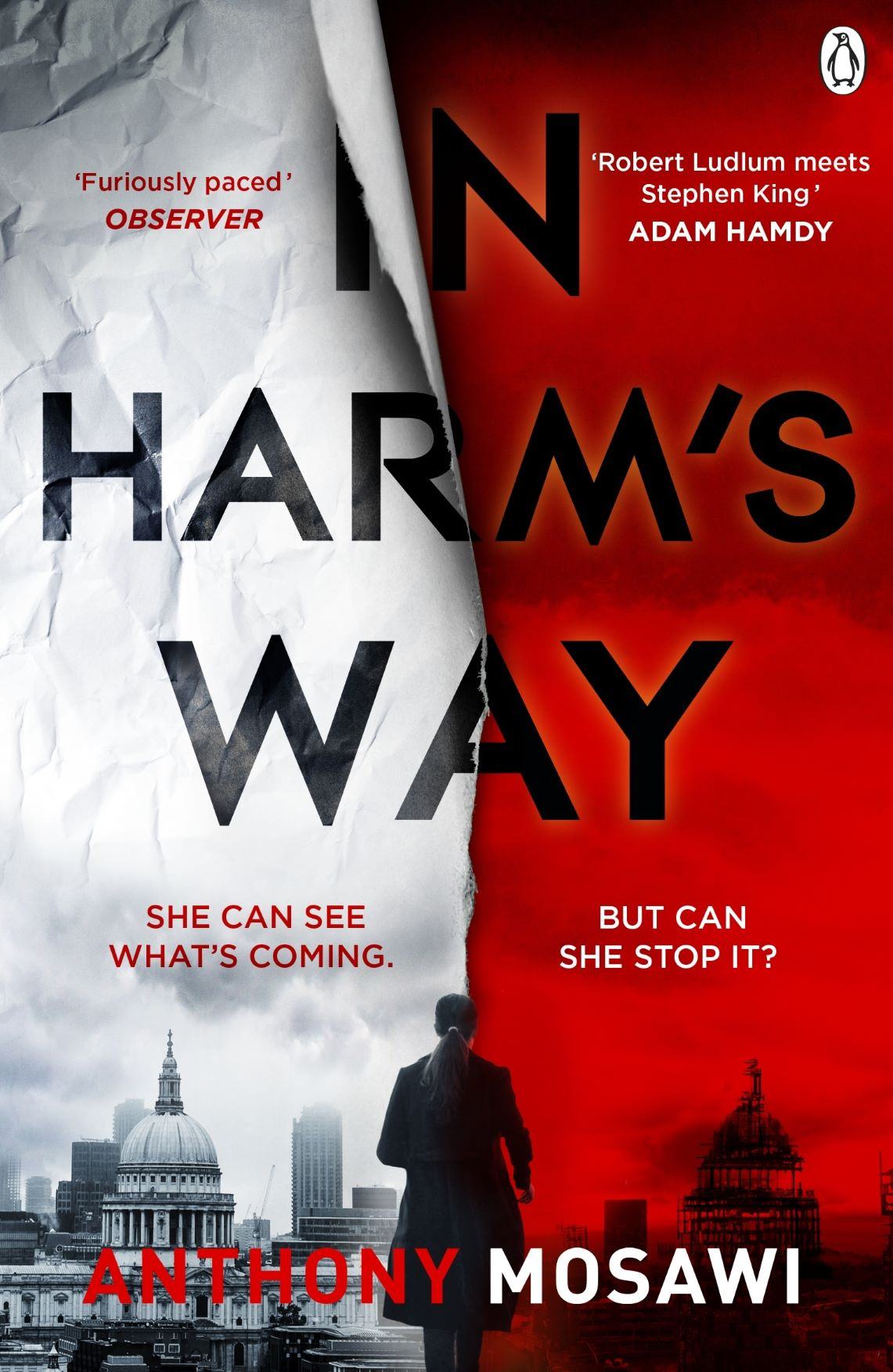 In Harm's Way by Anthony Mosawi